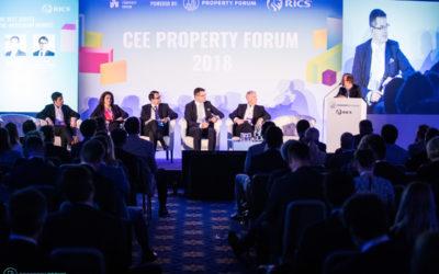 CEE Property Forum 2018 – Vienna, Austria