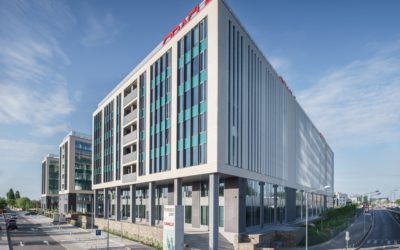 Resolution Property and Zeus Capital Management complete first large scale office acquisition in Bucharest